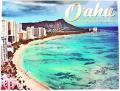 【ハワイアン雑貨・最安値を目指します】ハワイアン・カレンダー2015/オアフ