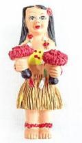 【ハワイアン雑貨・最安値を目指します】ハワイアンマグネット/フラダンス40074