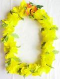 【ハワイアン雑貨・最安値を目指します】ハワイアンレイ/ハイビスカスY14855