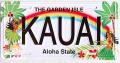 【ハワイアン雑貨・最安値を目指します】ハワイアン看板/カウアイ