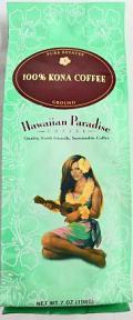 ハワイアンパラダイス100%コナコーヒー・粉タイプAD 7oz(198g)