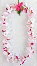 【ハワイアン雑貨・最安値を目指します】ハワイアンレイ/オーキッド Orchid・WP14280