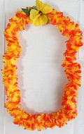 【ハワイアン雑貨・最安値を目指します】ハワイアンレイ/カーネーション Carnation・OR14200