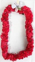【ハワイアン雑貨・最安値を目指します】ハワイアンレイ/カーネーション Carnation・R14200