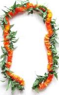 【ハワイアン雑貨・最安値を目指します】ハワイアンレイ/イリママイレ・プレミアム Ilima Maile・premium15070