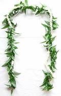 【ハワイアン雑貨・最安値を目指します】ハワイアンレイ/ピカケマイレ・プレミアム Pikake Maile・premium15040