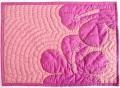 【ハワイアン雑貨・最安値を目指します】ハワイアンランチョンマット/ピンクハイビスカス7