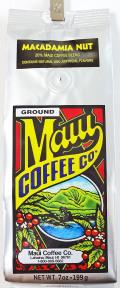 マウイコーヒーカンパニー/マカダミア・20%マウイコーヒー/粉タイプ7oz(198g)