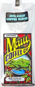 マウイコーヒーカンパニー/20%マウイコーヒー/粉タイプ7oz(198g)