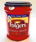 フォルジャーズコーヒー/クラシックロースト/粉タイプ11.3oz(320g)