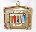 【1点商品】ハワイアン看板/壁掛け/ハワイアンサーフボード