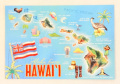 ハワイアン・ポストカード/ハワイ諸島