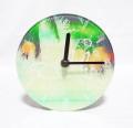ハワイアンオーシャンクロック/置き時計/アロハS