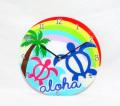 ハワイアンクロック/掛け時計/アロハホヌ