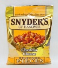SNYDER'S/プレッツェル・ピースズ/チェダーチーズ(56g)