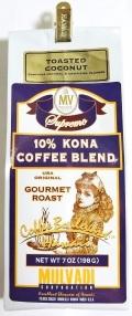 マルバディコーヒー/トーステッドココナッツ/粉タイプ7oz(198g)