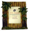 【在庫限り】ハワイアン・フォトフレーム(写真立て)/椰子の木