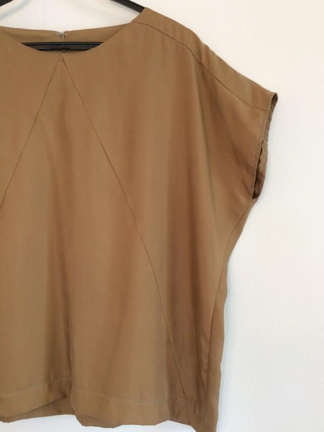 身長150cm前後のSサイズの型紙&洋服ショップminimumです。手作り感を感じさせない洗練されたデザインです