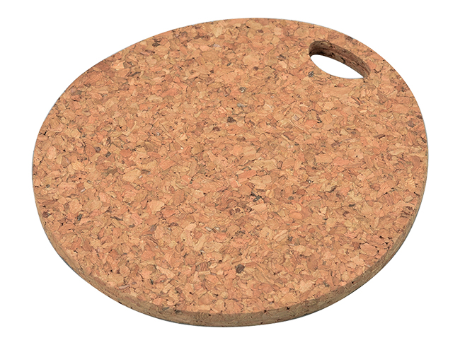 コルク鍋敷き