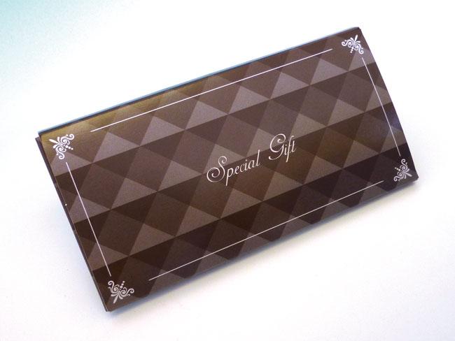 ギフト折箱(カード型USBメモリ専用)