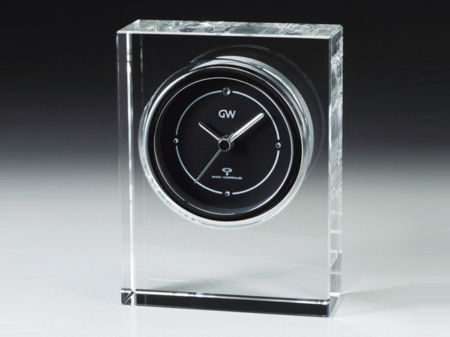 グラスワークスナルミ 【レヴァ】 電波時計