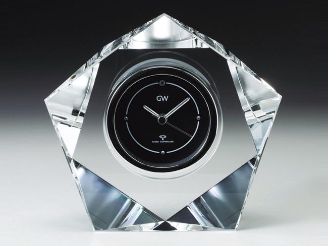 グラスワークスナルミ 【マクロス】 電波時計