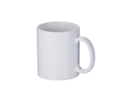 フルカラー転写対応陶器マグカップ320ml