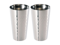 食楽工房 チタン2重カップ2個セット