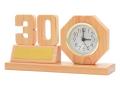 檜切抜き記念時計DX