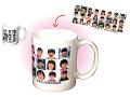 オリジナル カラーマグ 大 (10個〜注文可能) 卒業・卒園記念での人気商品