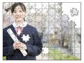 想い出パズル A4サイズ (5個〜注文可能) 卒業記念での人気商品