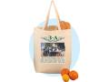 マイエコバッグ(無漂白コットン)A4(10個〜注文可能) 卒業・卒園記念での人気商品