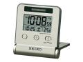 SEIKO トラベラ(自動点灯タイプ)デジタル電波時計 No.30