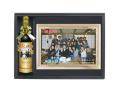 名入れワイン1本&パズルセット・紙袋付 | 退職祝い・昇進祝い専用記念品