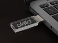 スティック型USBメモリ(CRY)