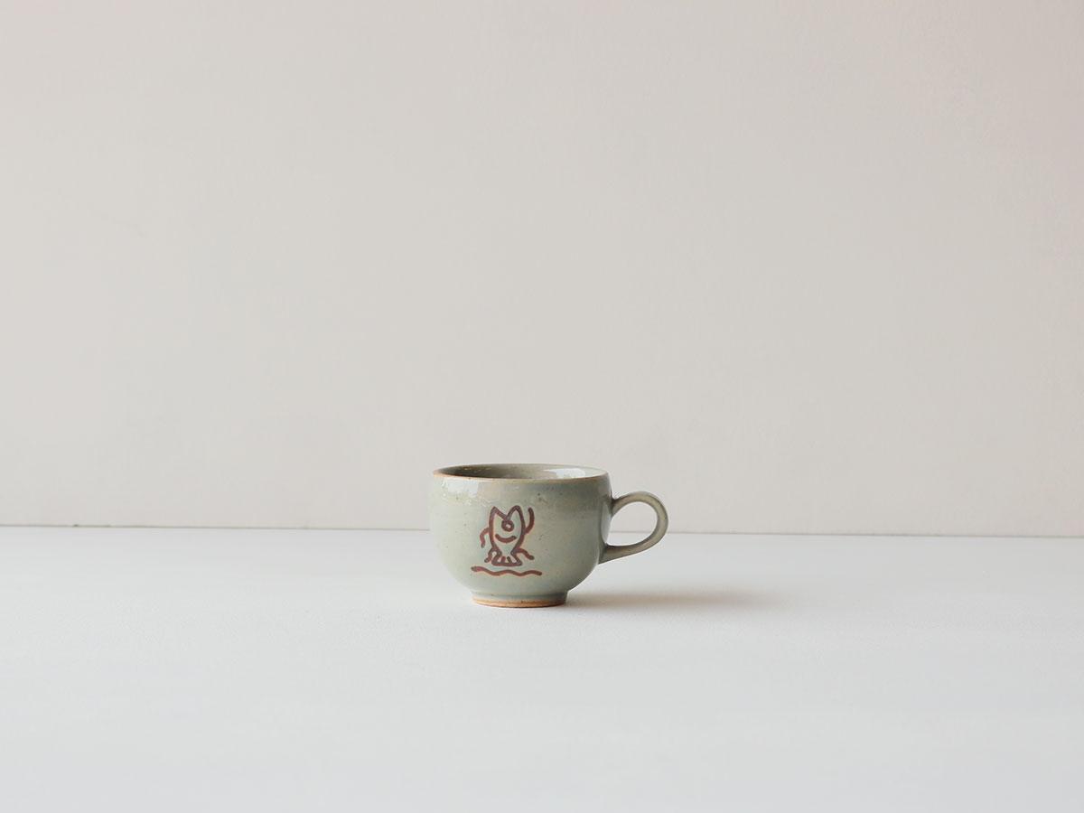 古代文明っぽいティーカップ