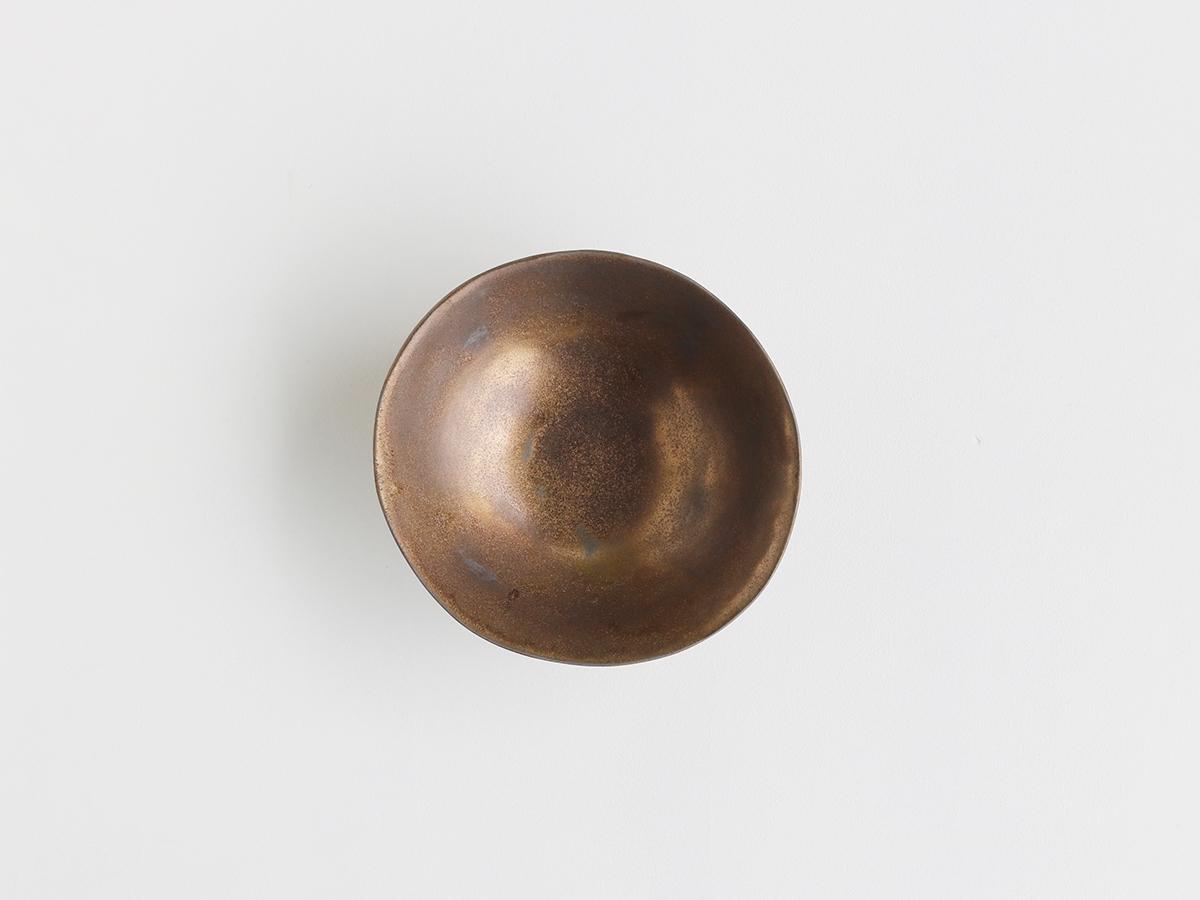 金泥釉 丸小鉢 有田焼