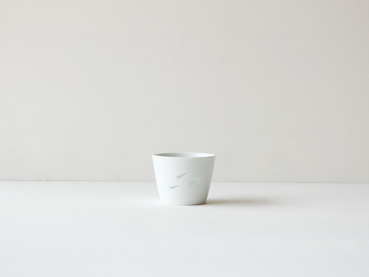 ホタル彫り メダカカップ(小)波佐見焼