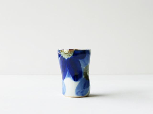 藍花 フリーカップ 波佐見焼