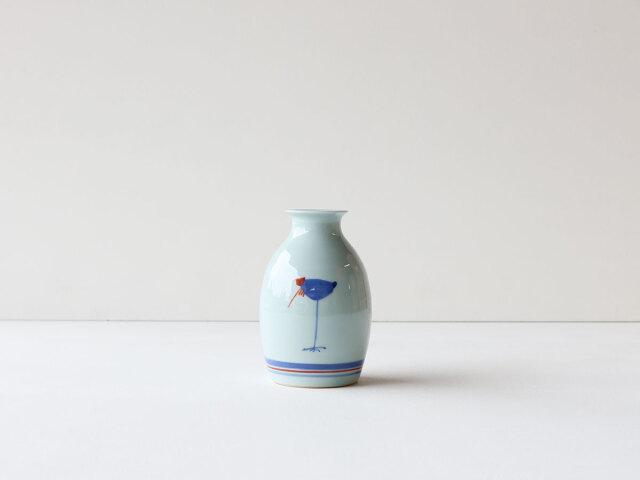 古代文明っぽい 鳥 花瓶 波佐見焼