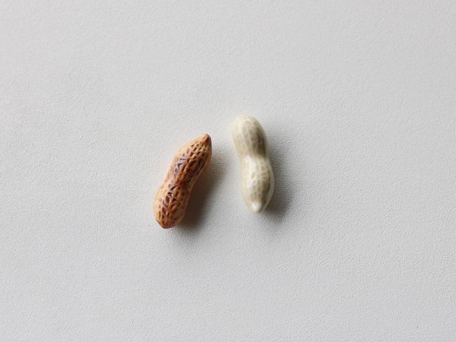 ピーナッツ 箸置き 有田焼