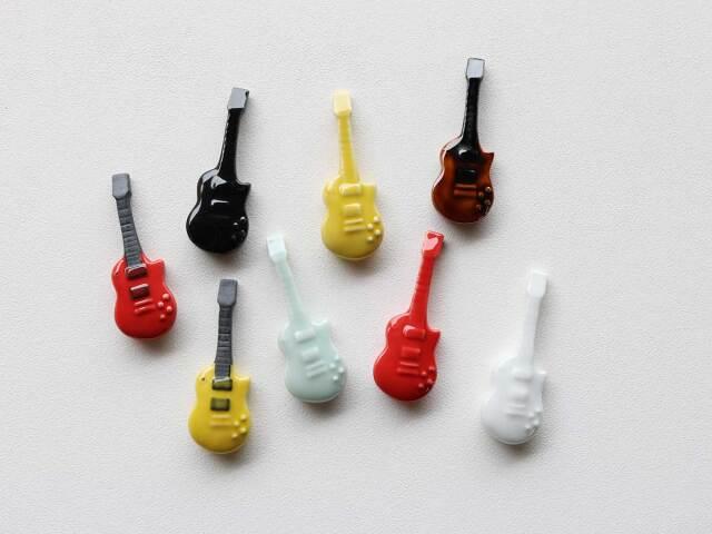 ギター 箸置き 有田焼
