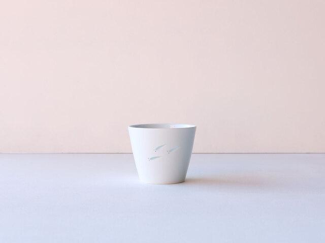 ホタル彫 メダカカップ(大)波佐見焼