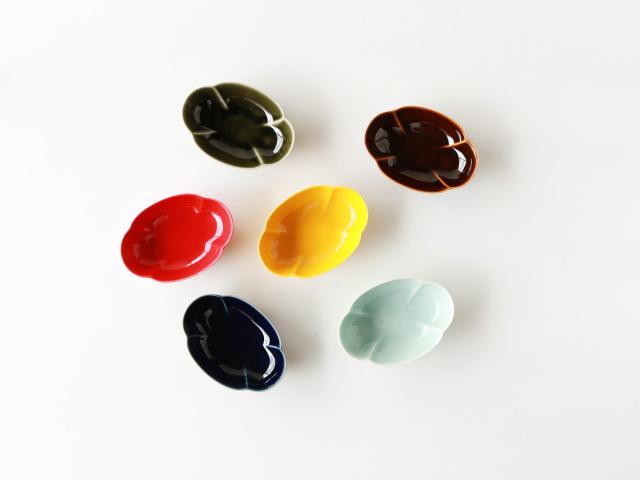 色釉 木甲(もっこう)小鉢 有田焼