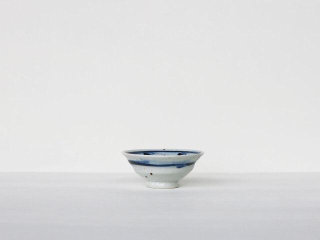 ろくろ お茶碗 呉須線紋 波佐見焼