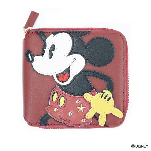 アコモデ ディズニー 財布 ミッキー