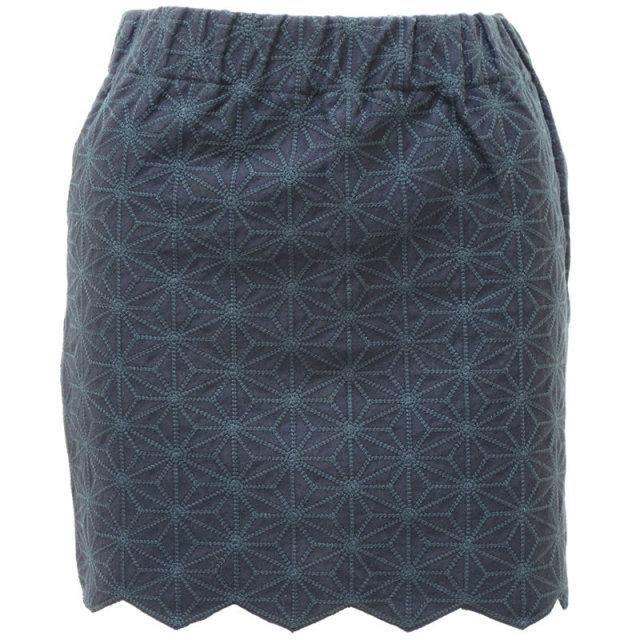 チャオパニック(DOUDOU)刺しゅうミニスカート