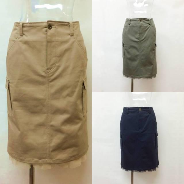 Acuta ペンシル スカート