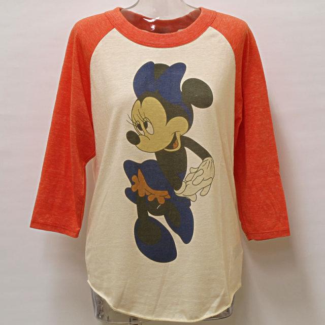 MOUSSY(マウジー) ミニーTシャツ