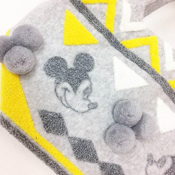 ミッキーマウス/ジオメトリックミニバッグ